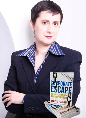 Maite Barón, CEO, The Corporate Escape™
