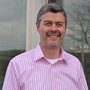 Mark Winstone, SynApps Solutions' Sales & Marketing Director