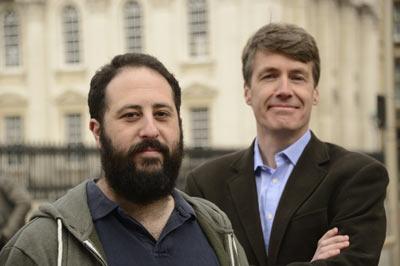 Pilgrim Beart And Toby Jaffey