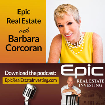 Podcast, Barbara Corcoran