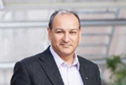 Sanjiv Gossain, Svp & UK Managing Director, Cognizant