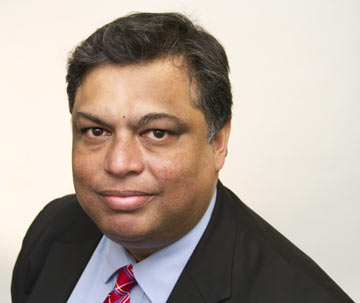 Sunil Prabhu, Industry Consultant, Banking & Insurance At Lexmark