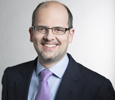 Michael Mueller, co-founder and, for the last nine years, CEO of paysafecard group