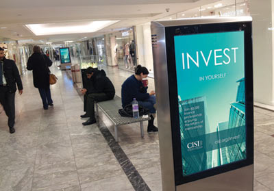 "CISI Announces New UK ""INVEST IN YOURSELF"" Advertising Campaign"