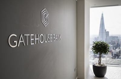 GATEHOUSE BANK Reports Second Consecutive Year Of Profit And Growth