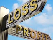 Decline in banking