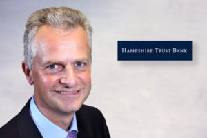 HAMPSHIRE TRUST BANK Announces Appointment Of GRAHAM PICKEN As Chairman