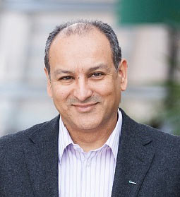 Sanjiv Gossain, UK MD Cognizant.