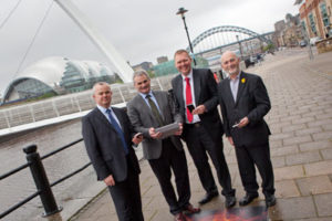 NEWCASTLE And GATESHEAD Set To Get Hot, Hot, Hot