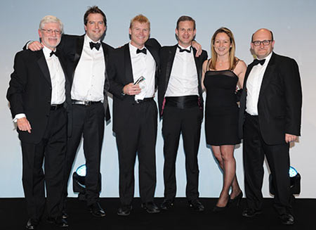 MCA has named Elix-IRR Best New Consultancy at their annual awards