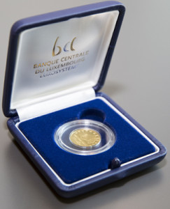 New Collector Coin By Bank Of Luxembourg Marks Single Biggest Purchase Of Fairtrade Gold.