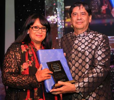 Baroness Verma & Sarosh Zaiwalla