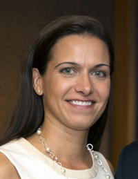 Deirdre Brennan - Regional Director of the Hedge Fund Association UK Chapter.