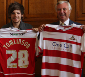 Louis Tomlinson and JohnRyan