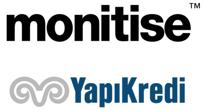 YAPI KREDI BANK LAUNCHES 'BRANCHLESS BANKING' WITH MONITISE 1
