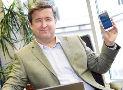 Paul Prendergast, CEO, Inhance Technology. Photo courtesy of Irish Examiner
