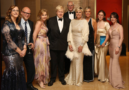 Inaugural Beanstalk Ball Raises Over £170k For Children's Literacy Charity Beanstalk