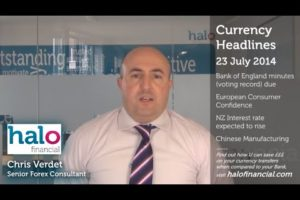DAILY CURRENCY UPDATE (23 JUL) - EU CONSUMER CONFIDENCE & BANK OF ENGLAND MINUTES IN SPOTLIGHT 8