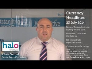DAILY CURRENCY UPDATE (23 JUL) - EU CONSUMER CONFIDENCE & BANK OF ENGLAND MINUTES IN SPOTLIGHT 6