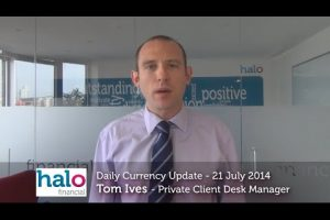YOUR DAILY CURRENCY UPDATE (21/7) - NZ DOLLARS HAS STRENGTHEN UPON RATE ANNOUNCEMENT THIS WEEK 1