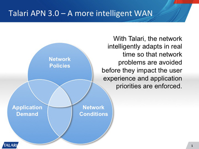 BREMER BANK COUNTS ON TALARI'S WAN APPLIANCES TO ACHIEVE UNINTERRUPTED BUSINESS CONTINUITY 1