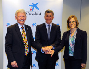 CAIXABANK Reach An Agreement With The University Pompeu Fabra And The CISI To Certify The Training Of 5,000 Directors And Personal Banking Managers