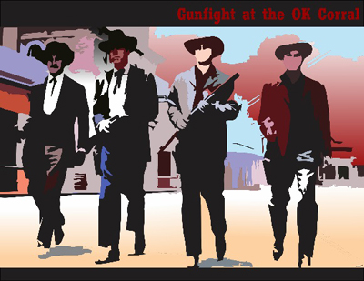 THE EUC LANDSCAPE IS STILL THE WILD WEST 6