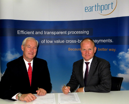 Earthport and Eurogiro Sign Agreement
