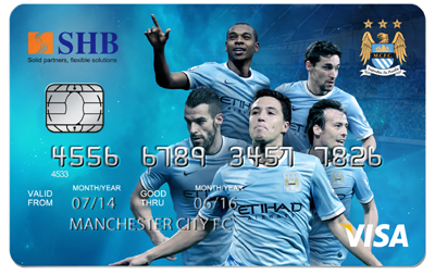 Mancheser City Debit Card
