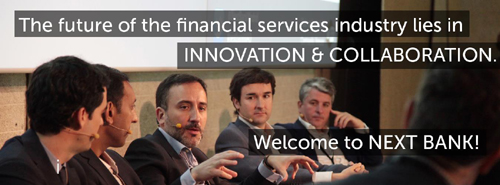 FINANCIAL INSTITUTIONS AND FINTECH INNOVATORS CONNECT AT NEXT BANK EUROPE TO RE-THINK THE FUTURE OF FINANCE 3