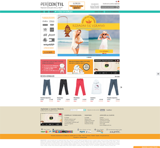 PERCENTIL.COM SECURES €1M LED BY ACTIVE VENTURE PARTNERS 1