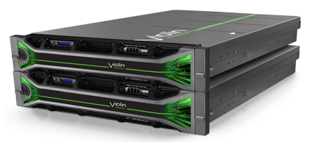 Violin All Flash Array Redefining High Performance Storage