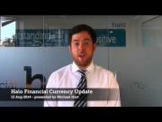 STRONG AUSTRALIAN CONSUMER SENTIMENT - HALO FINANCIAL CURRENCY UPDATE - 13 AUG 14