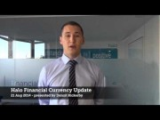 DOLLAR SURGED AFTER HAWKISH FOMC MINUTES - HALO FINANCIAL CURRENCY UPDATE - 21 AUG 2014