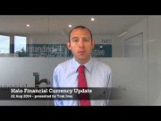 POUND UNDER PRESSURE FOLLOWING DISAPPOINTING UK RETAIL SALES - HALO CURRENCY UPDATE - 22AUG14