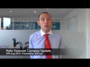 UKRAINE TENSIONS RISE & STRENGTHEN THE US DOLLAR - HALO CURRENCY UPDATE - 29 AUG 2014