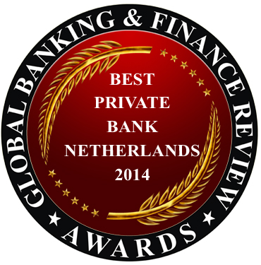 """GLOBAL BANKING & FINANCE REVIEW NAMES ING PRIVATE BANKING """"BEST PRIVATE BANK NETHERLANDS 2014"""" 6"""