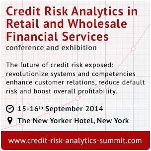credit risk analytics in retail and wholesale financial services