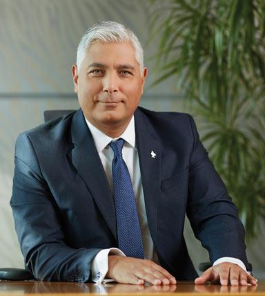Derya Gürerk, CEO of Türkiye Finans