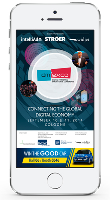 FROM A AS IN APP TO S AS IN START-UP VILLAGE: FINAL NEWS IN THE RUN-UP TO DMEXCO 2014 5