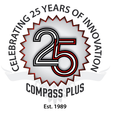 COMPASS PLUS CELEBRATES 25 YEARS OF INNOVATION