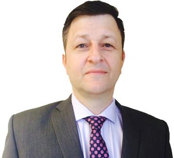 Brett Hodge, Account Director, Fenergo