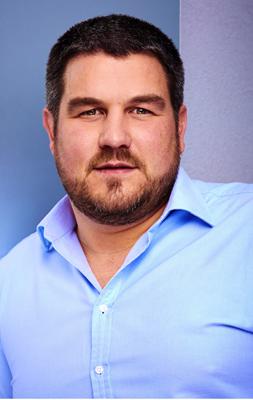 Kalixa CEO Ed Chandler