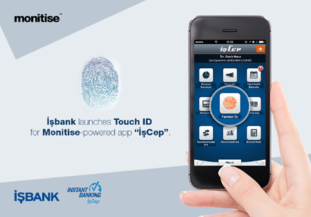 İŞBANK LAUNCHES TOUCH ID FOR MONITISE-POWERED MOBILE BANKING APP 'İŞCEP' 3