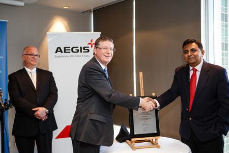 AEGIS TO ESTABLISH ASIA PACIFIC ANALYTICS, SOCIAL MEDIA AND MULTILINGUAL HUB IN MELBOURNE, AUSTRALIA 1