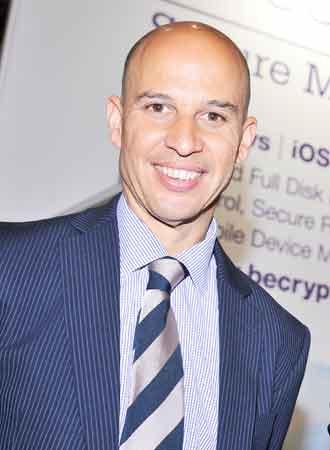 Bernard Parsons CEO Becrypt