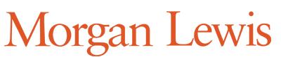 JAMI WINTZ MCKEON BECOMES CHAIR OF MORGAN LEWIS 1