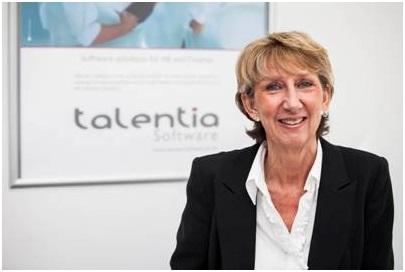 Julie Windsor, Managing Director at Talentia Software UK.