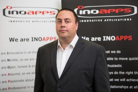 Andy Bird CEO of Inoapps