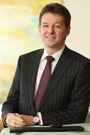 Johan Thijs CEO KBC Group NV